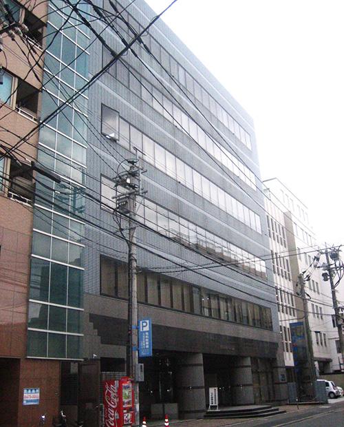 日本創造教育研究所 福岡研修センター外観
