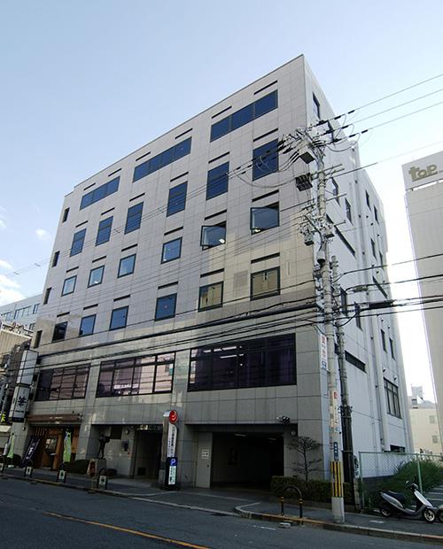 日本創造教育研究所 大阪研修センター外観