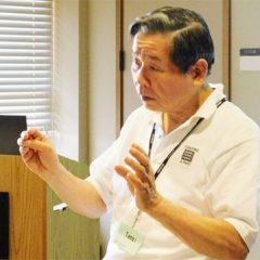 講師 田舞徳太郎