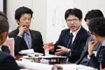 3.逆境を乗り越えてきた4名の経営者の講演