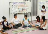 ポイント3 グループで一丸となり、実習をする