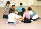 ポイント4 グループを作り、お互いの考えを知る