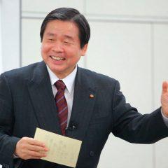 総括指導教師 田舞 徳太郎