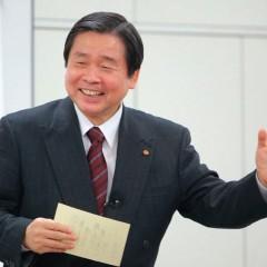 モデレーター 田舞 徳太郎