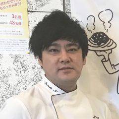 洋食堂なか田 オーナー  中田佑輔様