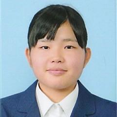 金子 麗純 様(中学3年生・受講当時)
