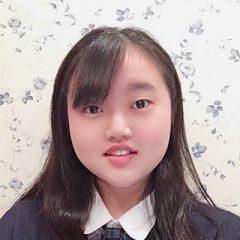 大橋茉奈 様 中学2年生(受講当時)
