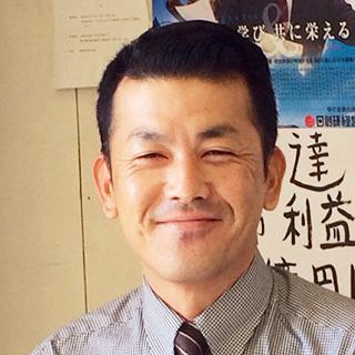 ひがの製菓株式会社 代表取締役 日向野 博 様